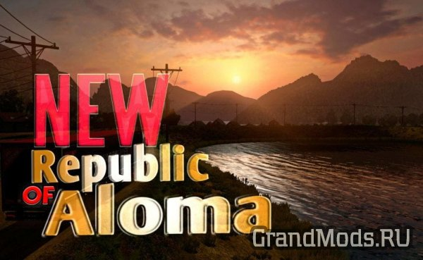 Republic of Aloma [ETS2 v.1.32]
