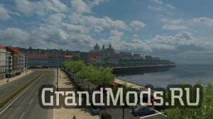 Sardnia Map Add-on v0.9.1 [ETS2]