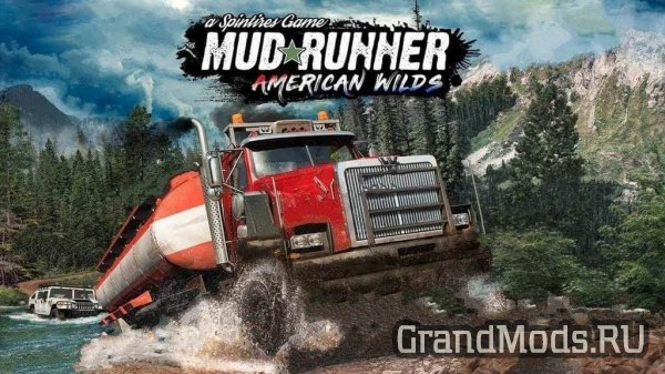 Spintires Тизер ролик American Wilds