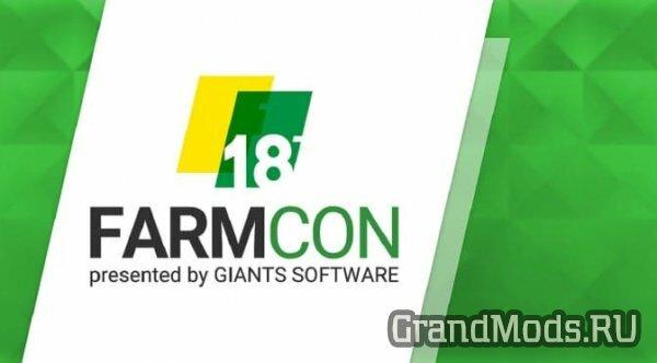 Репортаж FS19 с мероприятия FarmCon 18