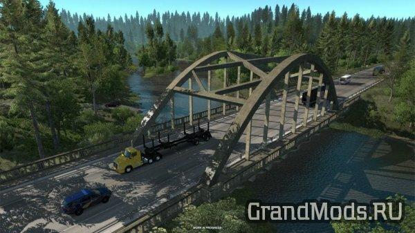 ATS Oregon: Мосты штата Орегон