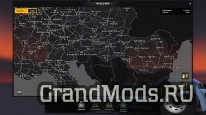 ROMANIA Map 1.7 [ETS2 v1.33]