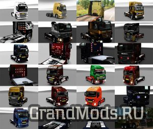 Signs on your Truck v1.0.98 [ETS2]