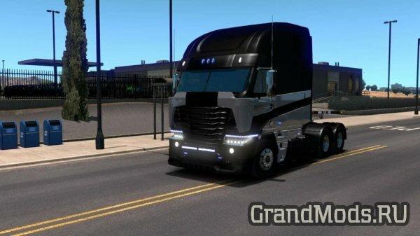 Galvatron TF4 (Freightliner Argosy) [ATS]