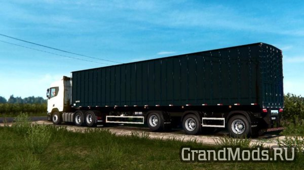 Metalesp Moving Floor v0.3 [ETS2]
