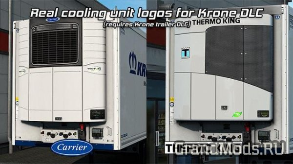 Real cooling unit names for Krone DLC v1.0 [ETS2]