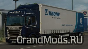 Scania P & G Series v1.1 by Sogard3 [ETS2]