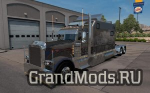 Peterbilt 389 Long Sleeper Tuned [ATS]