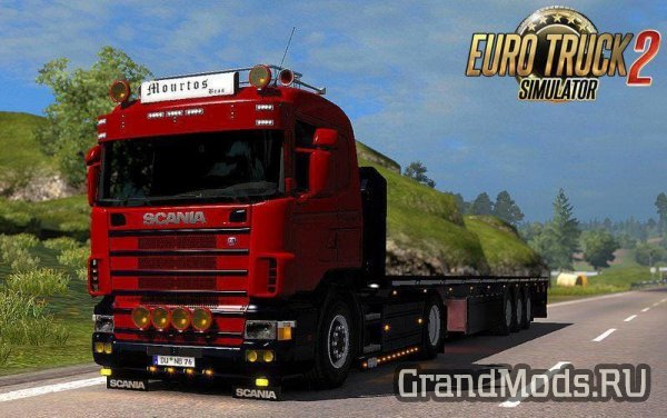 Accessories Pack for Scania RJL's v1.2 [ETS2]
