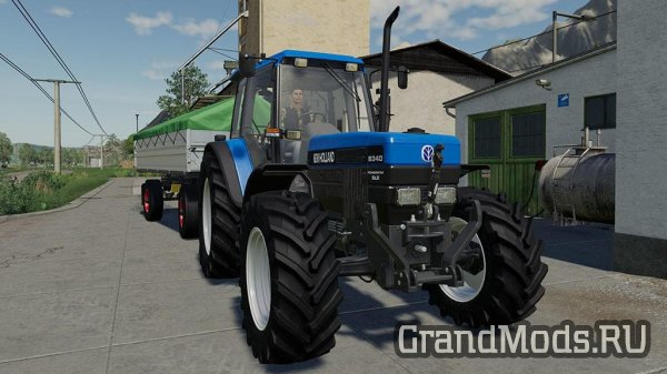 Трактор New Holland 8340 [FS19]