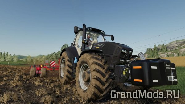 Трактор Deutz Fahr Series 7 [FS19]