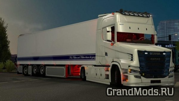 Scania Next Gen T 4×2 [ETS2]