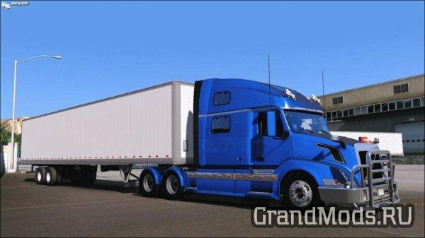 SCS Volvo VNL 780 Custom Parts  [ATS]