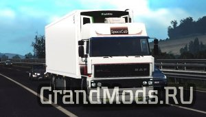 DAF F241 series by XBS [ETS2]