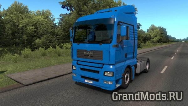 MAN TGA v1.6 Fix [ETS2 v 1.40]