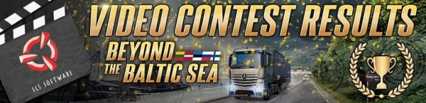Итоги конкурса на видео Прибалтики