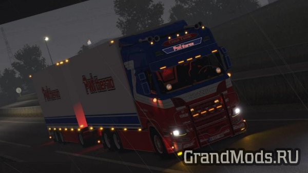 PWT Thermo Scania R650 Combo [ETS2]