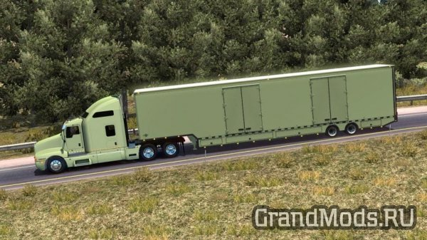 Trailer RD Moving Van Ownable [ATS]