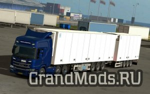 Scania NGS P Cab (add-on for R chassis) [ETS2]