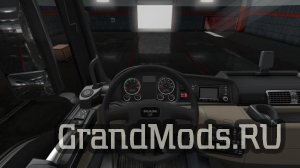 MAN TGX Euro 6 Steering Wheel Pack [ETS2]