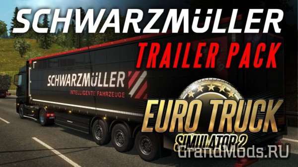 Schwarzmüller Trailer Ownership 1.34 [ETS2]
