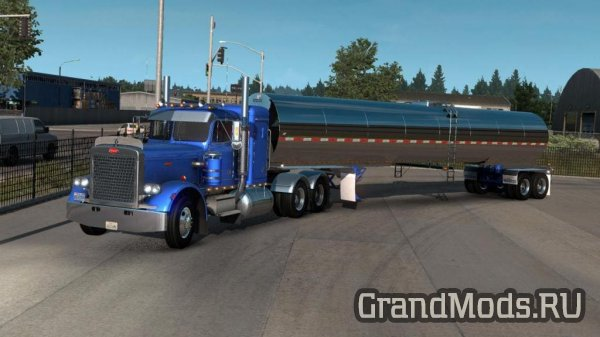 Tremcar Milk Trailer [ATS]