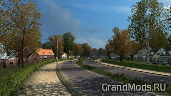 Early Autumn Weather Mod v6.2 [ETS2]