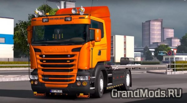 Scania G Modifications [ETS2]