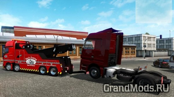 Loads Pack for Crane Truck [ETS2]
