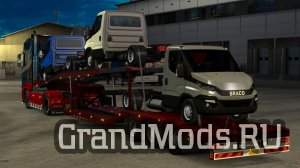 Purchased cartransporters [TMP] 1.34.x [ETS2]