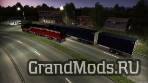 Mega customization Owned Trailers [ETS2]