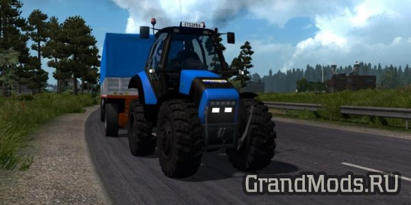 Tractor New Holland [ETS2]