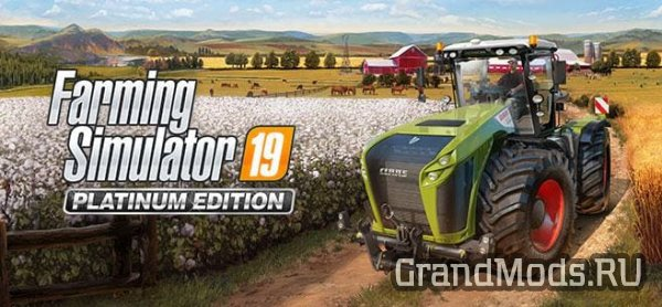 FS19 Platinum Edition промо-ролик gamescom