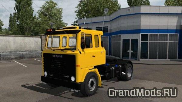 Грузовик Scania LK для ETS 2 v1.35