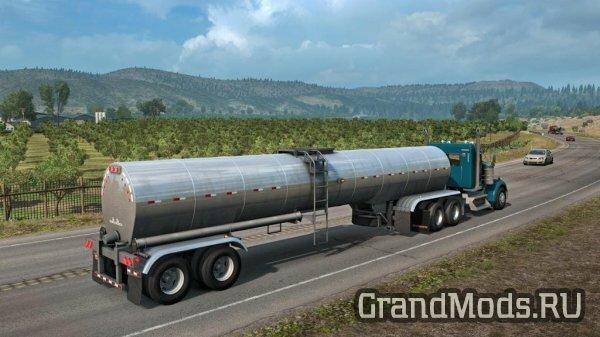 Вышла открытая бета 1.37 для American Truck Simulator