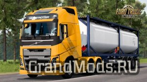 RPIE Volvo FH16 2012 v1.38 [ETS2]