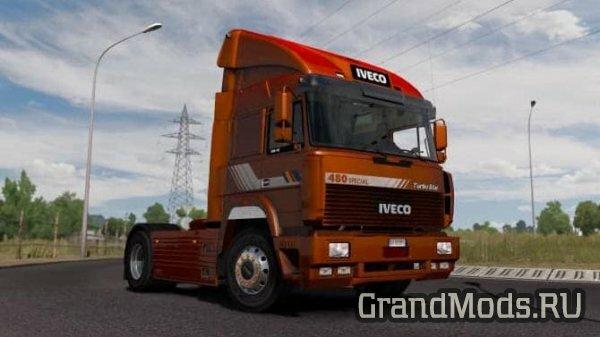 Грузовик Iveco Turbostar для ETS2