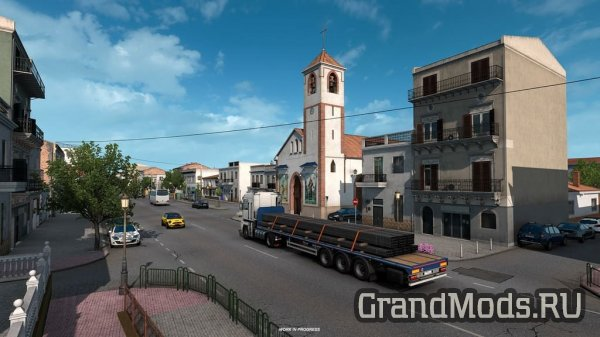 Архитектура и деревни Иберии