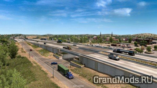 Дорожная сеть Колорадо