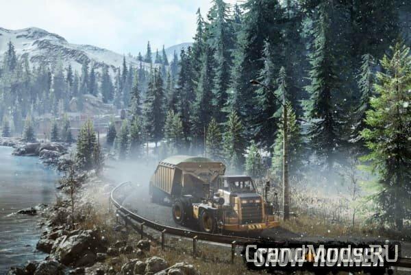 SnowRunner: Вторая фаза обновления выйдет 16 ноября.
