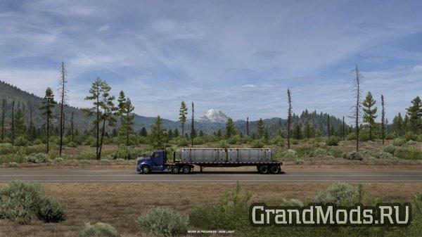 Обновление Северной Калифорнии и выход DLC Teхас