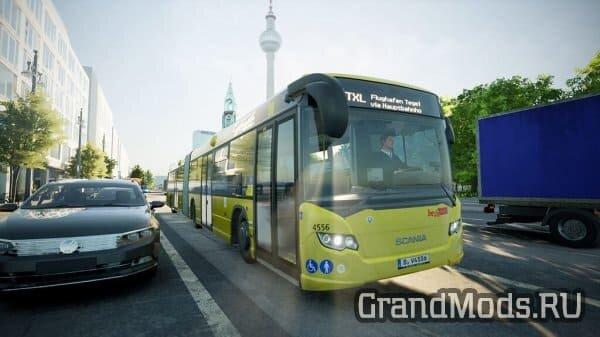 Симулятор автобуса The Bus выйдет в ранний доступ в марте
