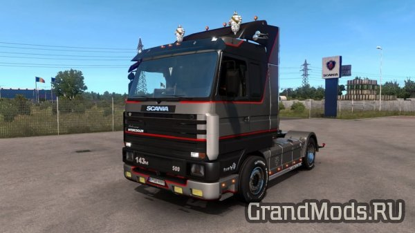 Scania 143m - Edit by Ekualizer v 5.3 [ETS2]