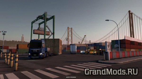 Новые маршруты Special Transport для Iberia плюс игровое видео