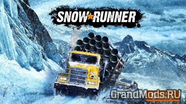 Приготовтесь к покорению бездорожья SnowRunner в Steam