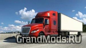 Вышел грузовик Interrnational LT для American Truck Simulator