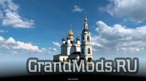 """Церкви из DLC """"Сердце России"""" ETS2"""